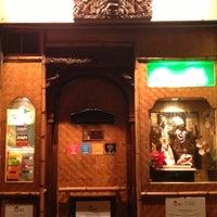 Photo taken at Bali Bar & Restaurant by Lorenzo R. on 11/24/2012