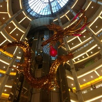 Photo taken at Pacific Place by Grace K. on 2/9/2013
