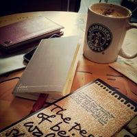 Photo taken at Starbucks by Rachel M. on 9/27/2012