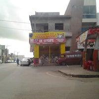 Photo taken at Farmácia do Trabalhador de Sergipe by Janisson M. on 9/9/2014