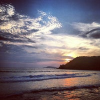 Photo taken at Bogmalo Beach by Nathan G. on 10/22/2012