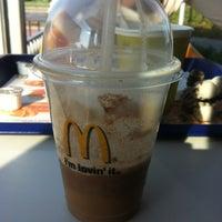 Photo taken at McCafé by Brigitta A. on 10/4/2012