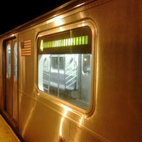 Photo taken at MTA Subway - Burnside Ave (4) by 🔌Malectro 7. on 12/13/2012