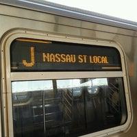 Photo taken at MTA Subway - Canarsie/Rockaway Pkwy (L) by 🔌Malectro 7. on 9/24/2012