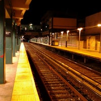 Photo taken at MTA Subway - Newkirk Plaza (B/Q) by 🔌Malectro 7. on 9/27/2012