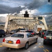Photo taken at Macombs Dam Bridge by 🔌Malectro 7. on 6/14/2013