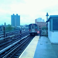 Photo taken at MTA Subway - Bedford Park Blvd/Lehman College (4) by 🔌Malectro 7. on 10/19/2012