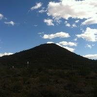 Photo taken at Thunderbird Mountain by Stephen M. on 11/10/2012