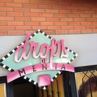 Photo taken at Drops de Menta by Guilherme D. on 3/2/2013