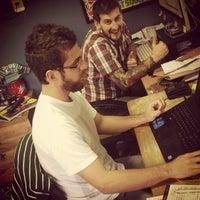 Photo taken at Bigode Artes e Ideias by Guilherme D. on 8/21/2013