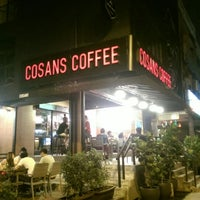 Photo taken at Cosans Coffee by Edward L. on 7/27/2014