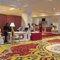 Снимок сделан в Royal Congress Hotel пользователем Eugene V. 11/2/2012