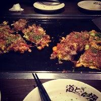 Photo taken at 道とん堀 by malborome on 8/21/2013