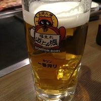 Photo taken at 道とん堀 by malborome on 3/29/2013