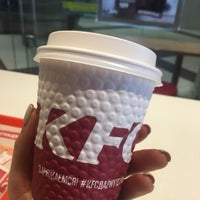Photo taken at KFC by Yulya M. on 11/9/2017