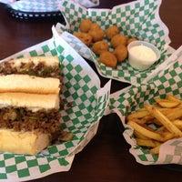 Photo taken at Little Joe's Italian Beef by Erin S. on 8/10/2013