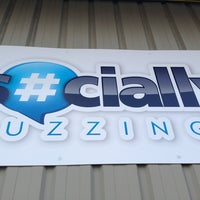 Photo taken at Socially Buzzing - Cincinnati's Social Media Marketing Agency by Brandon M. on 2/13/2013