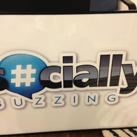 Photo taken at Socially Buzzing - Cincinnati's Social Media Marketing Agency by Brandon M. on 2/7/2013