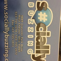 Photo taken at Socially Buzzing - Cincinnati's Social Media Marketing Agency by Brandon M. on 3/4/2013