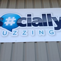Photo taken at Socially Buzzing - Cincinnati's Social Media Marketing Agency by Brandon M. on 2/25/2013