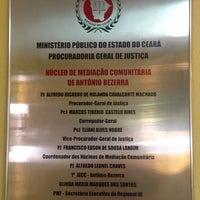 Photo taken at Núcleo de Mediação Comunitária do Antônio Bezerra by Rejane A. on 7/21/2014