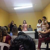 Photo taken at Núcleo de Mediação Comunitária do Antônio Bezerra by Rejane A. on 9/18/2014