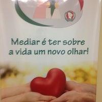 Photo taken at Núcleo de Mediação Comunitária do Antônio Bezerra by Rejane A. on 8/1/2014