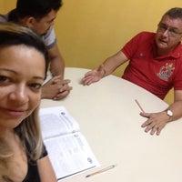 Photo taken at Núcleo de Mediação Comunitária do Antônio Bezerra by Rejane A. on 8/28/2014