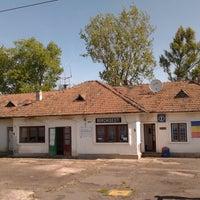 Photo taken at Gara Berchișești by Mircea U. on 5/7/2013