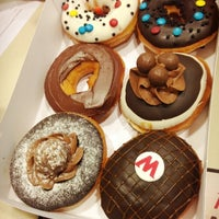 Photo taken at Krispy Kreme by Nicolette G. on 9/15/2013