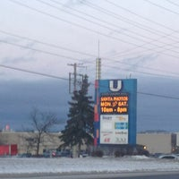 Photo taken at Upper Canada Mall by KittyGinaMeow S. on 12/22/2012