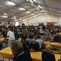 Photo taken at Festa del Bacalà by Stefano G. on 9/22/2016