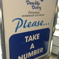 Photo taken at Denville Dairy by Jason E. on 6/20/2013