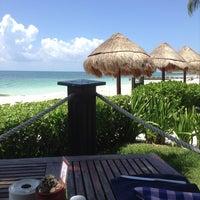 Photo taken at Secrets Capri Riviera Cancun by Gerardo C. on 6/14/2013