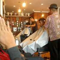 Photo taken at Uncle Do Barbershop by Handy P. on 11/22/2013