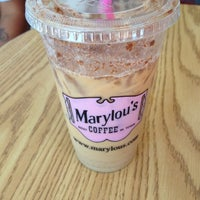 Photo taken at Marylou's Coffee by Amanda C. on 8/26/2012