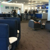 Photo taken at Delta Sky Club by Rob H. on 6/18/2012