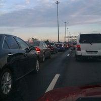 Photo taken at Киевское шоссе by Danila P. on 7/13/2012