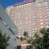 Photo taken at Hilton Milwaukee City Center by Andrew M. on 8/3/2012