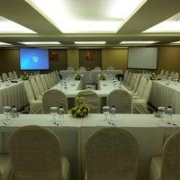Photo taken at Lt 6 Ballroom Meritus Hotel by Yanuar S. on 2/11/2012