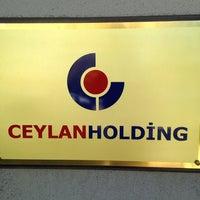 Photo taken at Ceylan Holding by Yigithan C. on 10/25/2013