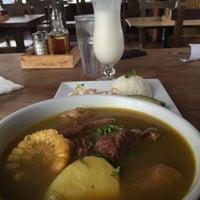 Photo taken at Restaurante Cafe Mi Tierra by Laura A. on 10/7/2015