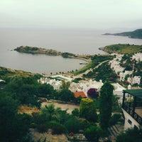 Photo taken at Yalıkavak Sahil by 👑'Mélih Y. on 5/26/2013
