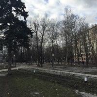 Photo taken at Остановка «Хамовнический Вал» by Dmitry V. on 3/4/2017