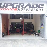Photo taken at Upgrade Motorsport by C.Okan on 8/17/2013