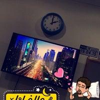 Photo taken at القادسية by Saleh N. on 4/17/2018