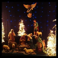 Photo taken at St. Francis of Assisi Catholic Church by Do N. on 12/15/2013