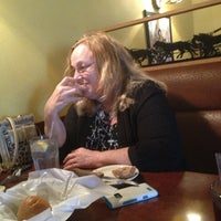 Photo taken at Nancy's Steak House by Arnold L. on 2/4/2013