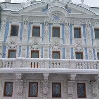 Das Foto wurde bei Усадьба Рукавишниковых von Maksim K. am 1/2/2013 aufgenommen