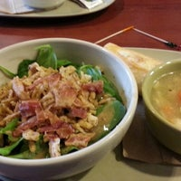 Photo taken at Panera Bread by Michelle on 4/17/2013
